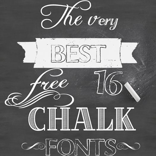 Pin On Chalk Lettering