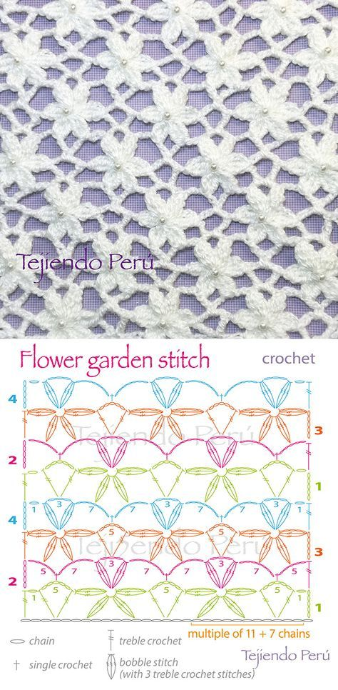 fabulous (and moderately easy) flower stitch | muster | Pinterest ...