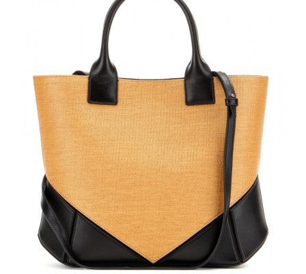 Givenchy Love this  Beige Easy Small Fabric And Leather Shopper  Lyst. 32a0391cff062