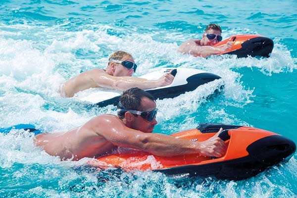 Seabob Dive Scooter Rental Marine Yacht Services And