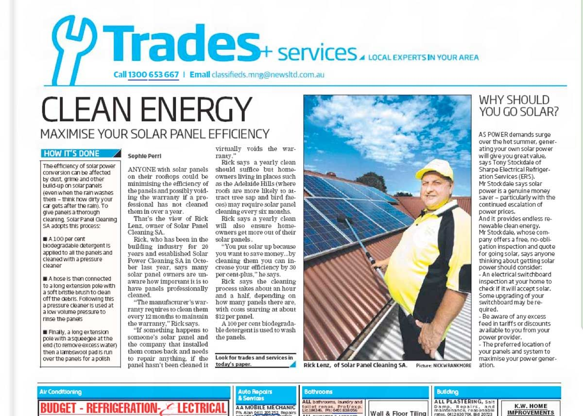 Read why you should install solar power here http