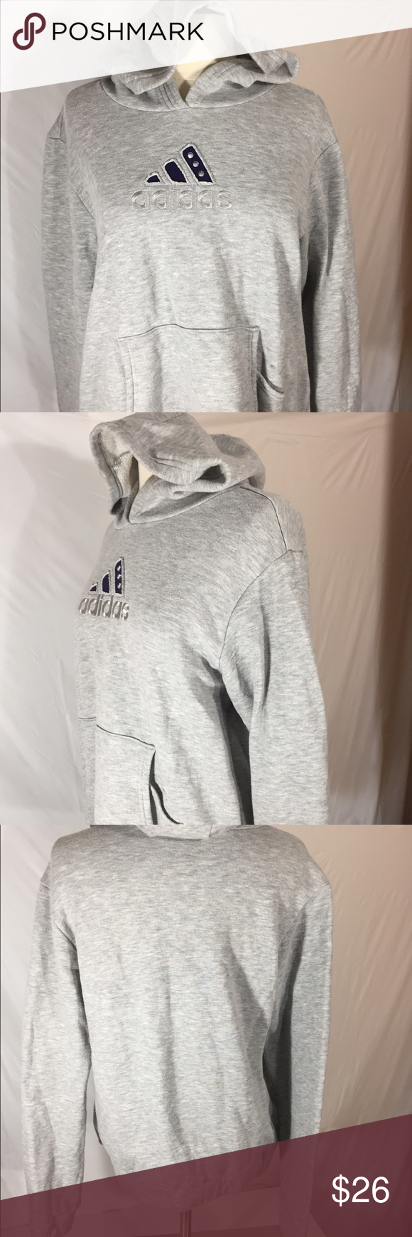 Women's Adidas Hoodie Sz M Excellent condition Adidas Tops Sweatshirts & Hoodies