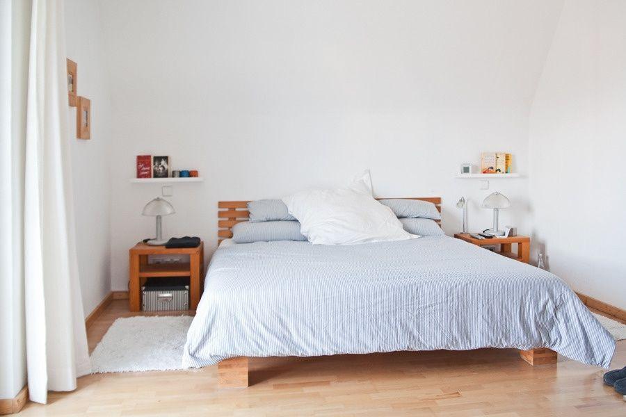 Schlafzimmer Schlafzimmer Schlafzimmer Dachschrage Und Haus Deko