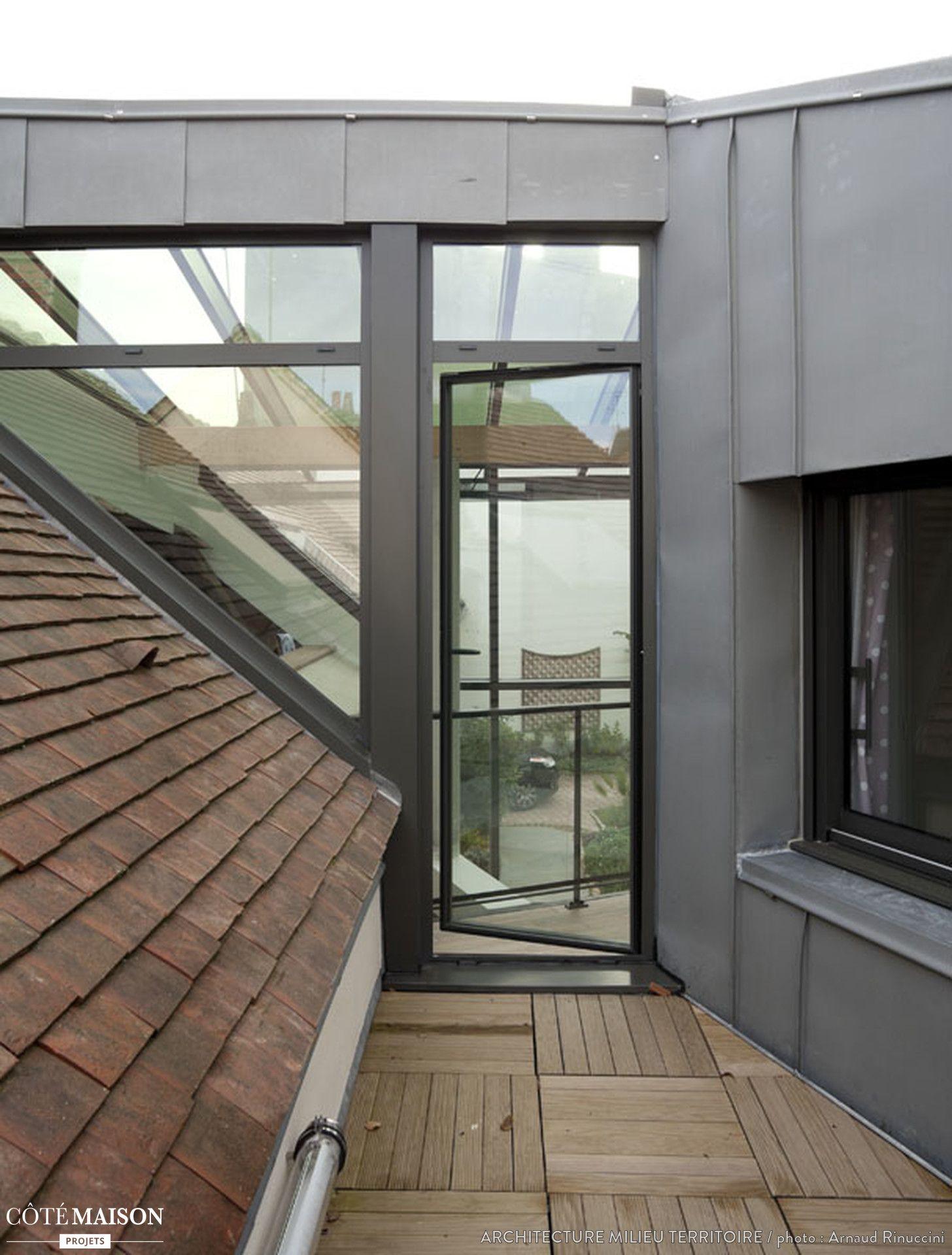 extension d 39 une long re maisons d 39 architectes pinterest projets et extensions. Black Bedroom Furniture Sets. Home Design Ideas