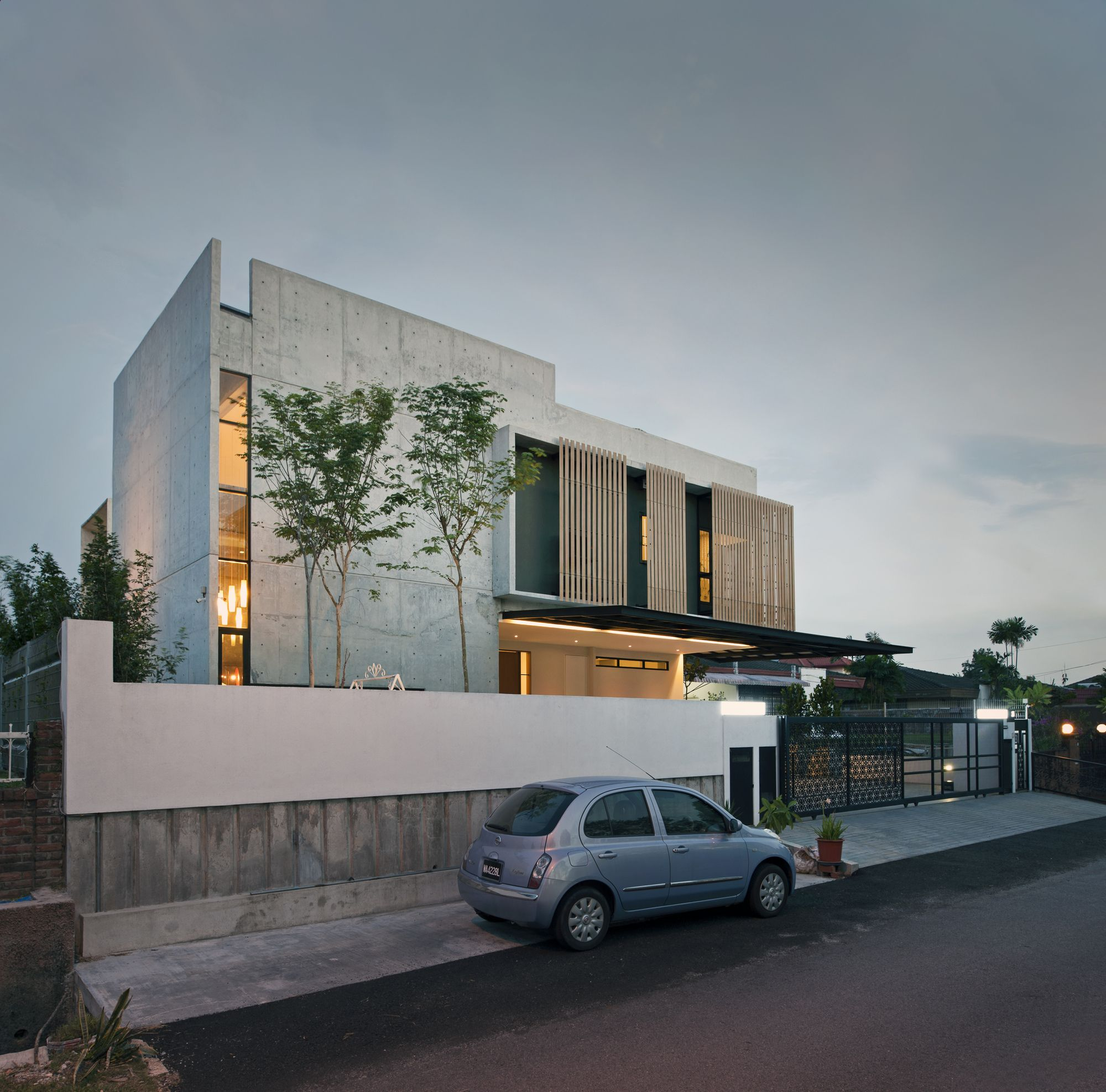 SS3 House Seshan Design House Petaling Jaya And Architecture