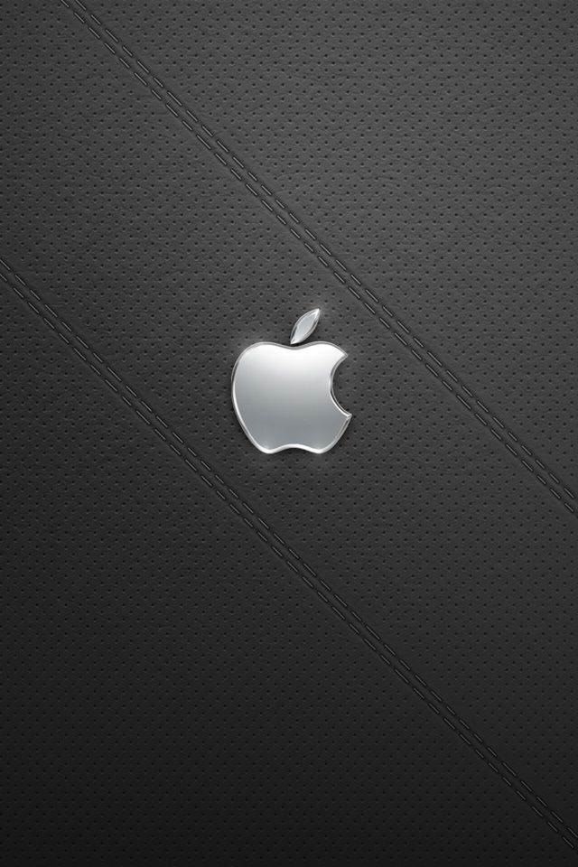 Shiny Silver Apple Iphone 4s Wallpaper Download Iphone Wallpapers Ipad Wallpapers One Stop Download Apple Wallpaper Iphone Apple Logo Apple Wallpaper