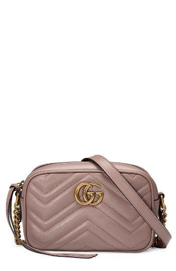 Gucci Gg Marmont 2 0 Matelassé Leather Shoulder Bag Available At Nordstrom