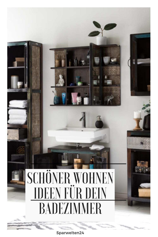 Schoner Wohnen Ideen Fur Dein Privaten Wellnessbereich Zu Hause In 2020 Schoner Wohnen Wohnen Badezimmer