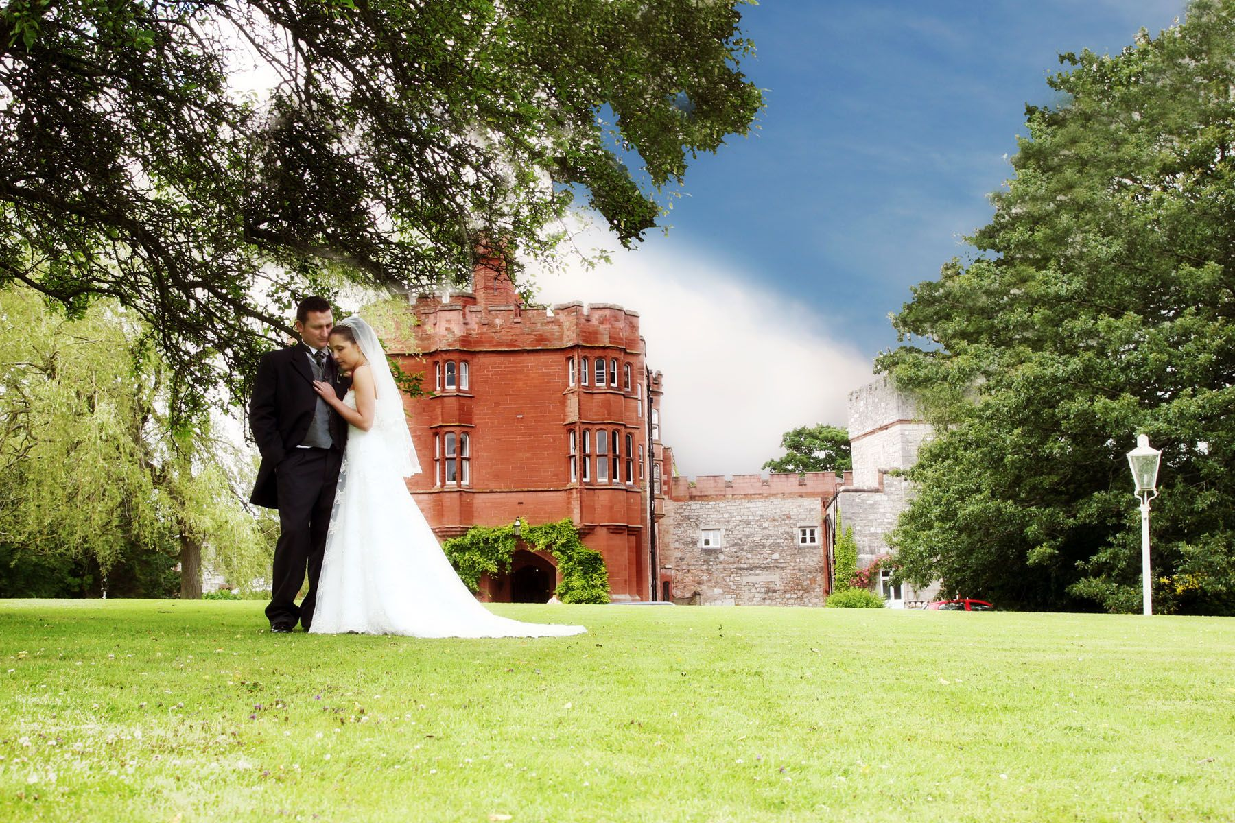 budget wedding venues north yorkshire%0A Beautiful wedding location at Ruthin Castle