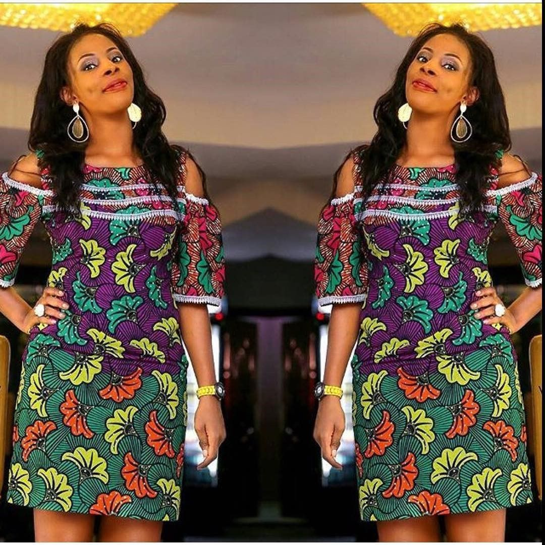 There are a number of ways to make yourself look fabulous with an aso ebi styleNigerian Yoruba dress styles , Even if you are reasoning on what to create and slay with an Nigerian Yoruba dress styles. Asoebi style for weekends come in a lot of patterns and designs.   The Ankara designs beauty of this print is that it comes in many designs and textures. Ankara will allow you make a match of any cloth without losing the Ankara dress styles flair. #nigeriandressstyles There are a number of ways to #nigeriandressstyles