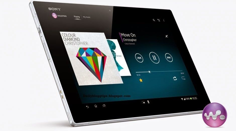 Sony's Amazing Tablet Xperia Z4 Must Read - Blogger World