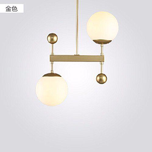 KANG@ Das Glas Der Lampe Kronleuchter Nordic Kreative Post Modernes,  Minimalistisches Restaurant Speisesaal