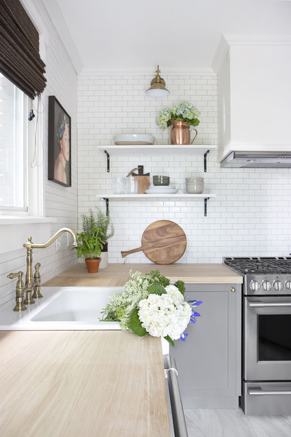 Inspiring kitchens you wonut believe are ikea kitchens butcher