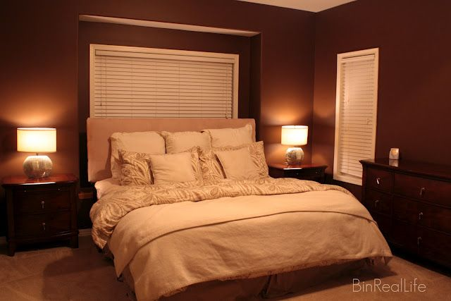 Best 25+ Chocolate Brown Bedrooms Ideas On Pinterest