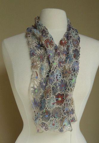 Eugenie - small scarf