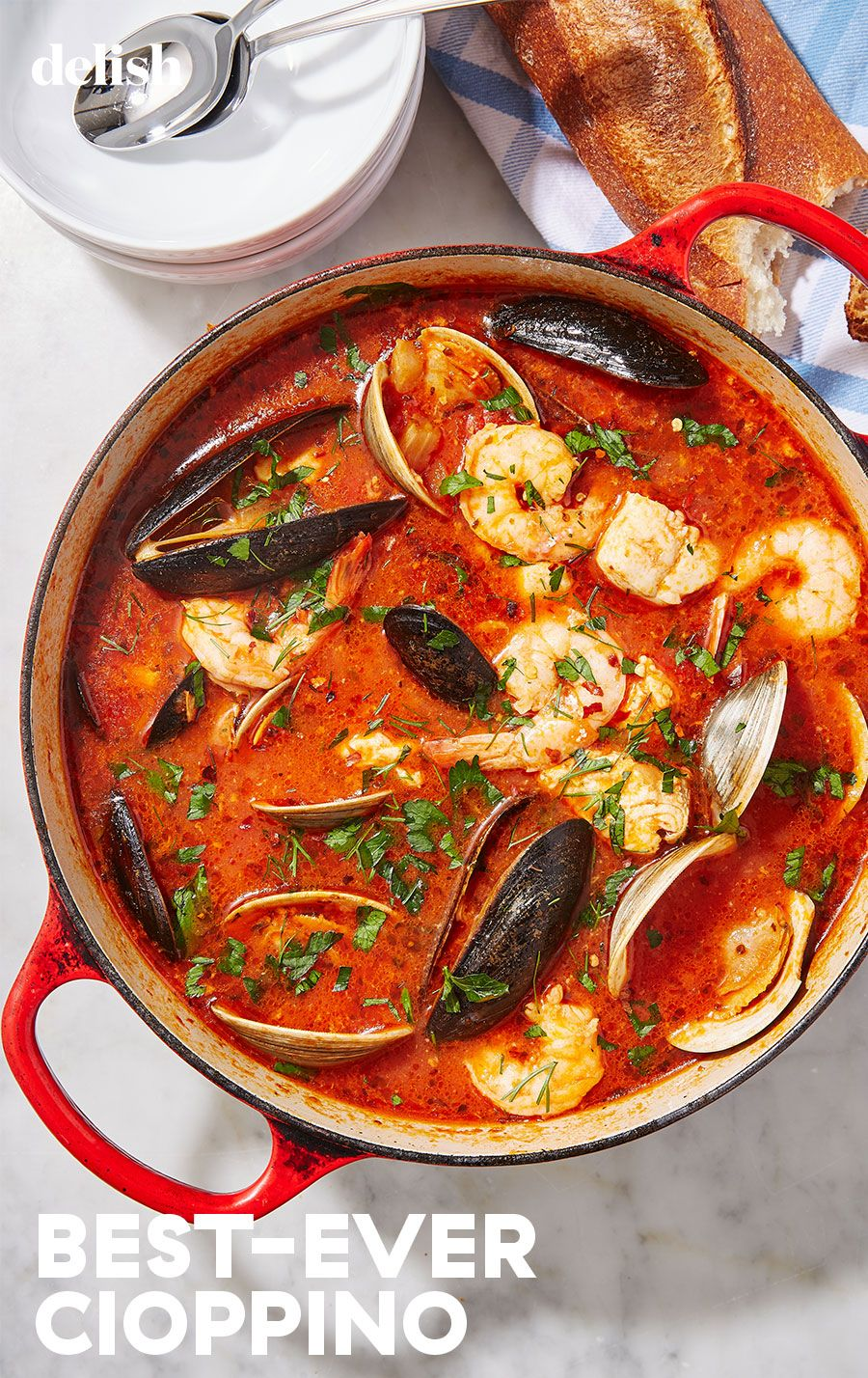 Best-Ever Cioppino