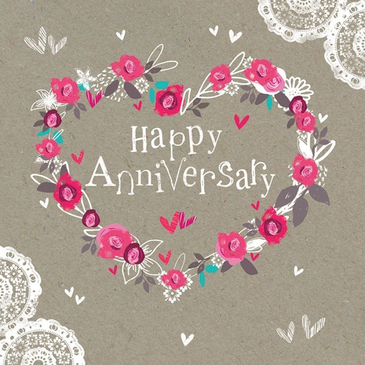 Wedding Anniversary Messages Pinterest