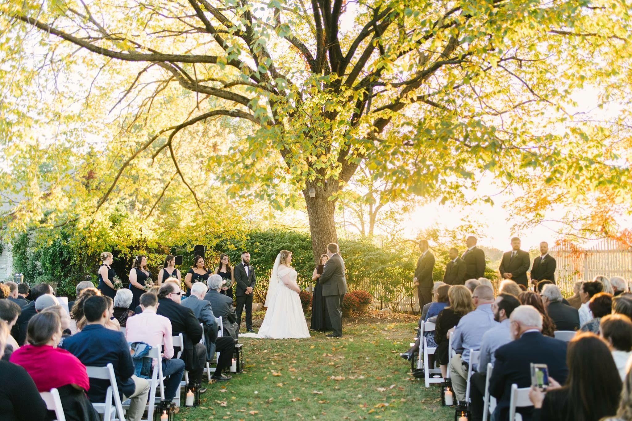 Feast At Round Hill Washingtonville Ny Fallwedding