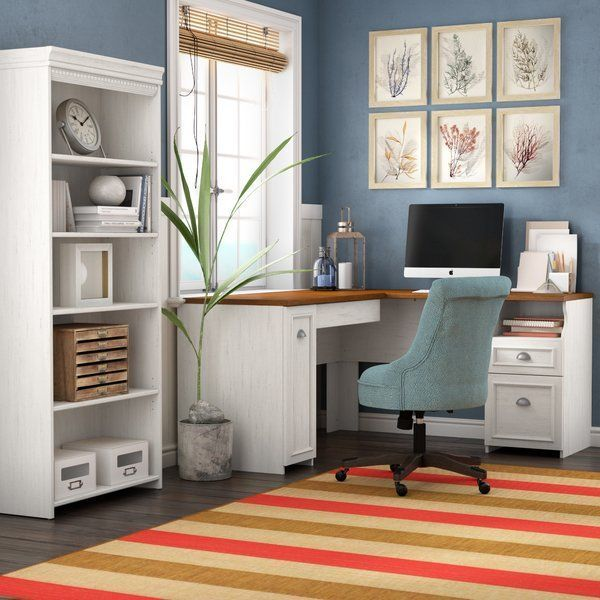 you ll love the oakridge 2 piece l shaped desk office suite at rh pinterest ca