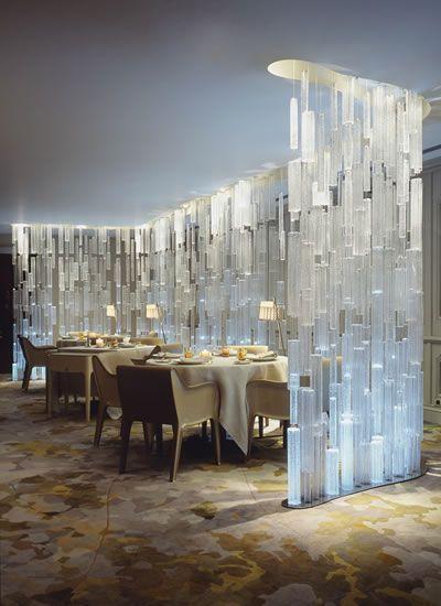 Best 5 Luxury Restaurants in Milan | Restaurant interior