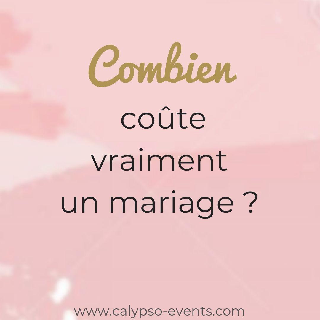 Combien Coûte (réellement) Un Mariage ? Dans L'article