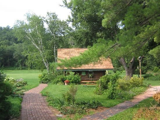 take a look inside our dog friendly wisconsin resort log cabin rh pinterest com