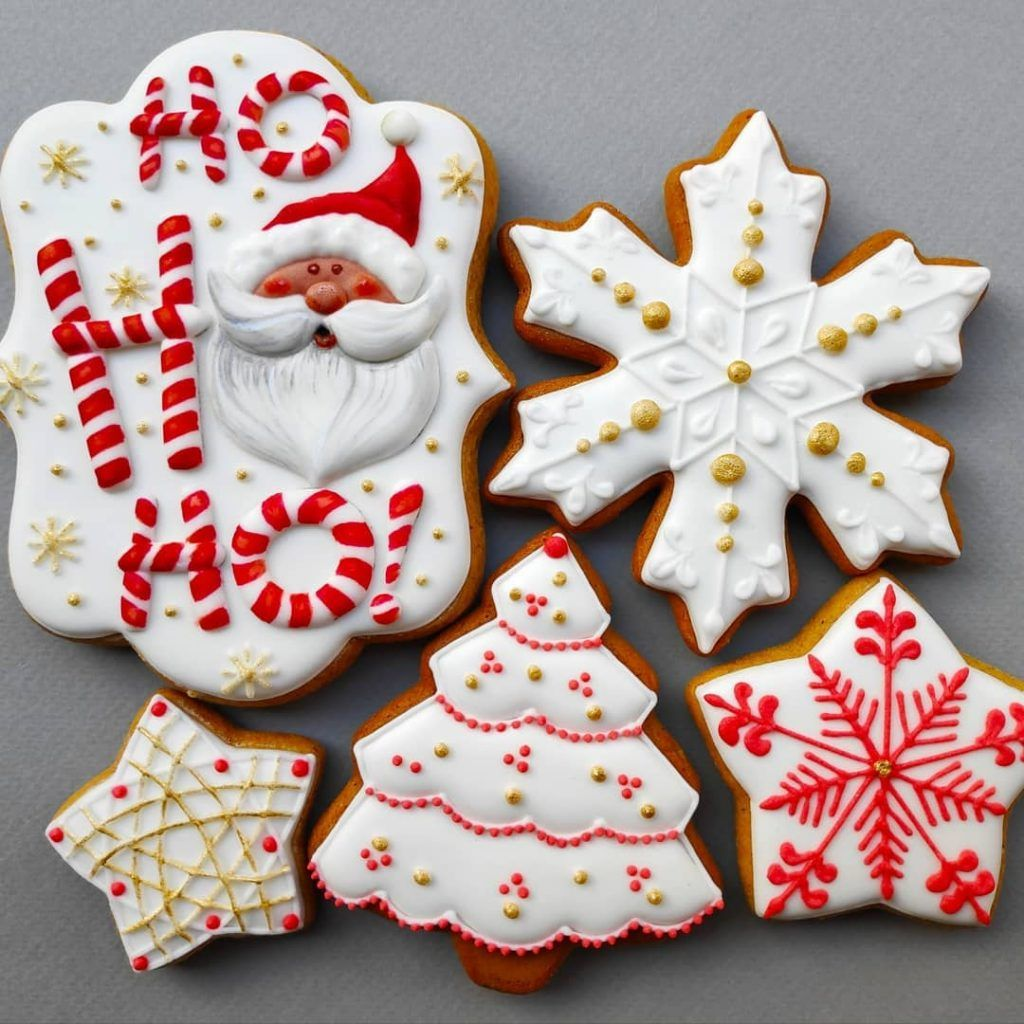 50 Cute And Easy Christmas Cookie DIY Ideas For You