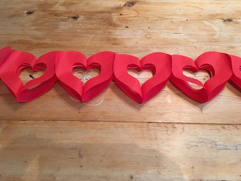 Romantic love themed Valentine\u0027s Day themed party supplies Valentine\u0027s Day heart balloons Valentine\u0027s Day decorations tableware and sexy valentine\u0027s ... & St Valentines Day Garland. Romantic love themed Valentine\u0027s Day ...