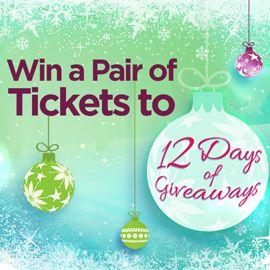 How to get ellen 12 days of giveaways tickets