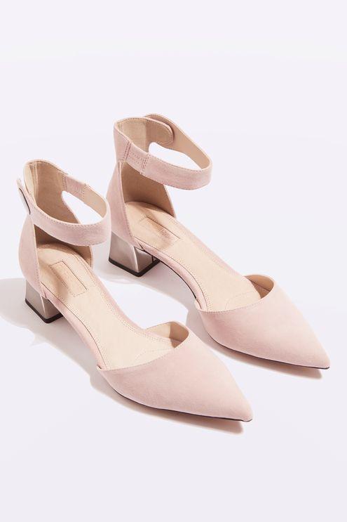 5b83194d216 JOPLIN Popper Shoes | ADD | Mid heel shoes, Shoes, Sock shoes