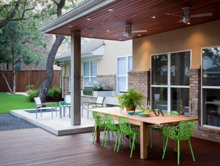 #Gartenterrasse Gartendekoration: Einzigartige Ideen Für Die Dekoration Von  Gärten #decoration #dekoration #