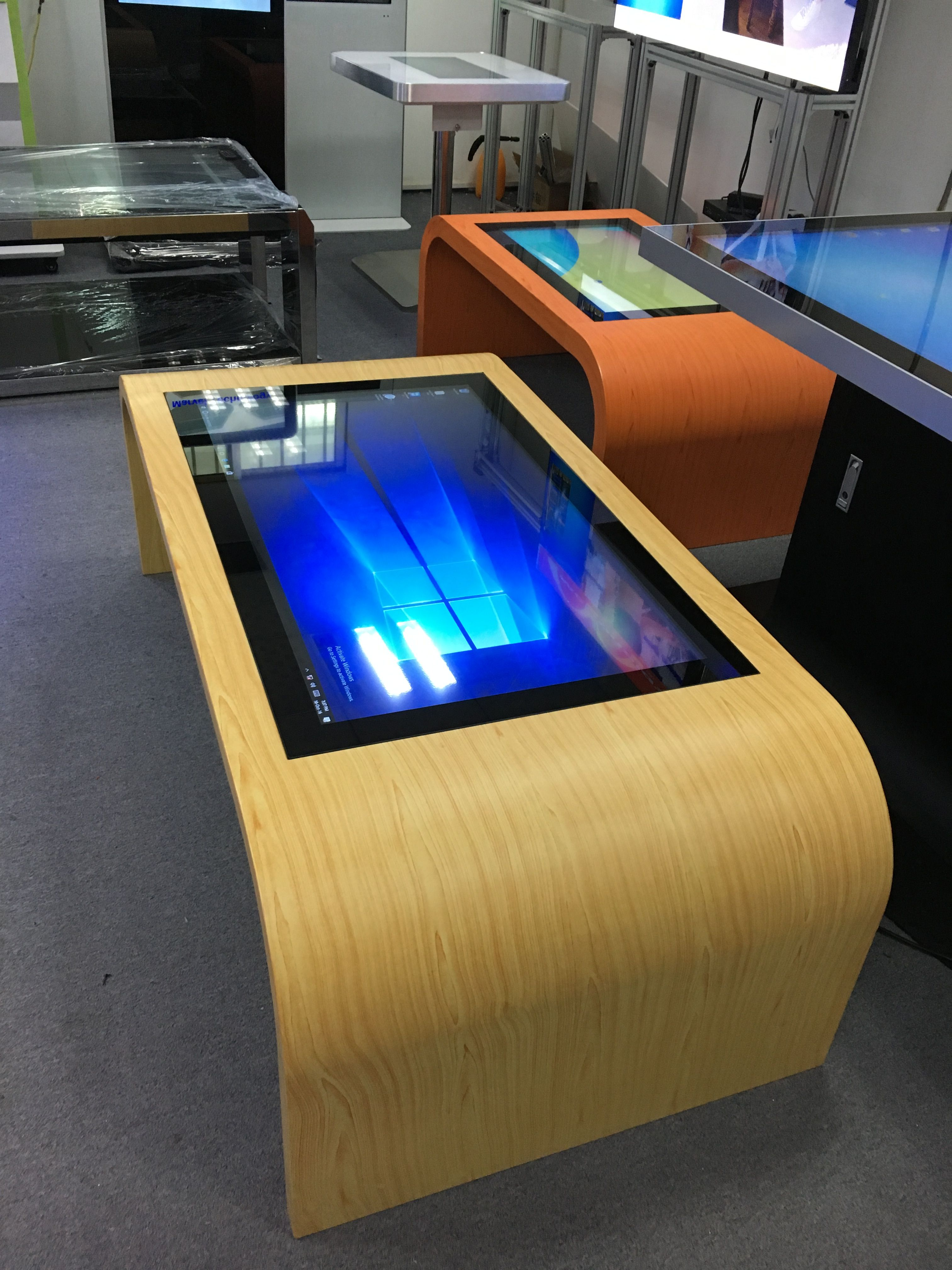 Marvel s touch table is also a collection of beautiful modern