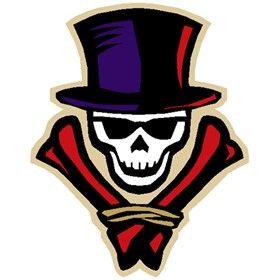 New Orleans Voodoo | New Orleans VooDoo Primary Logo | BrandProfiles.com