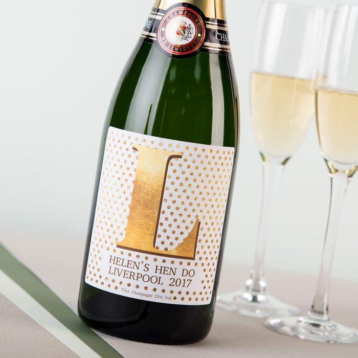 Dating champagne bottles