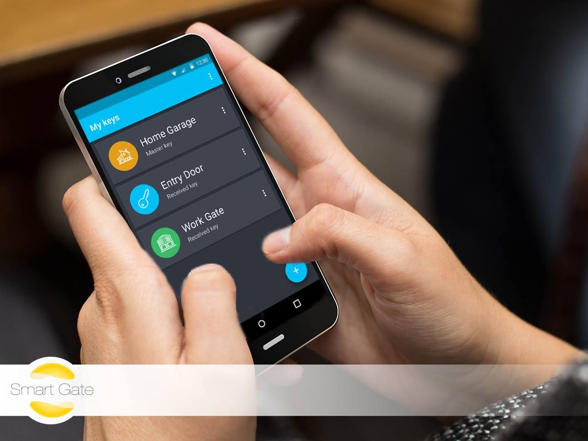 Pin by iBlue Smart Solutions on News feed | Smart key, Phone