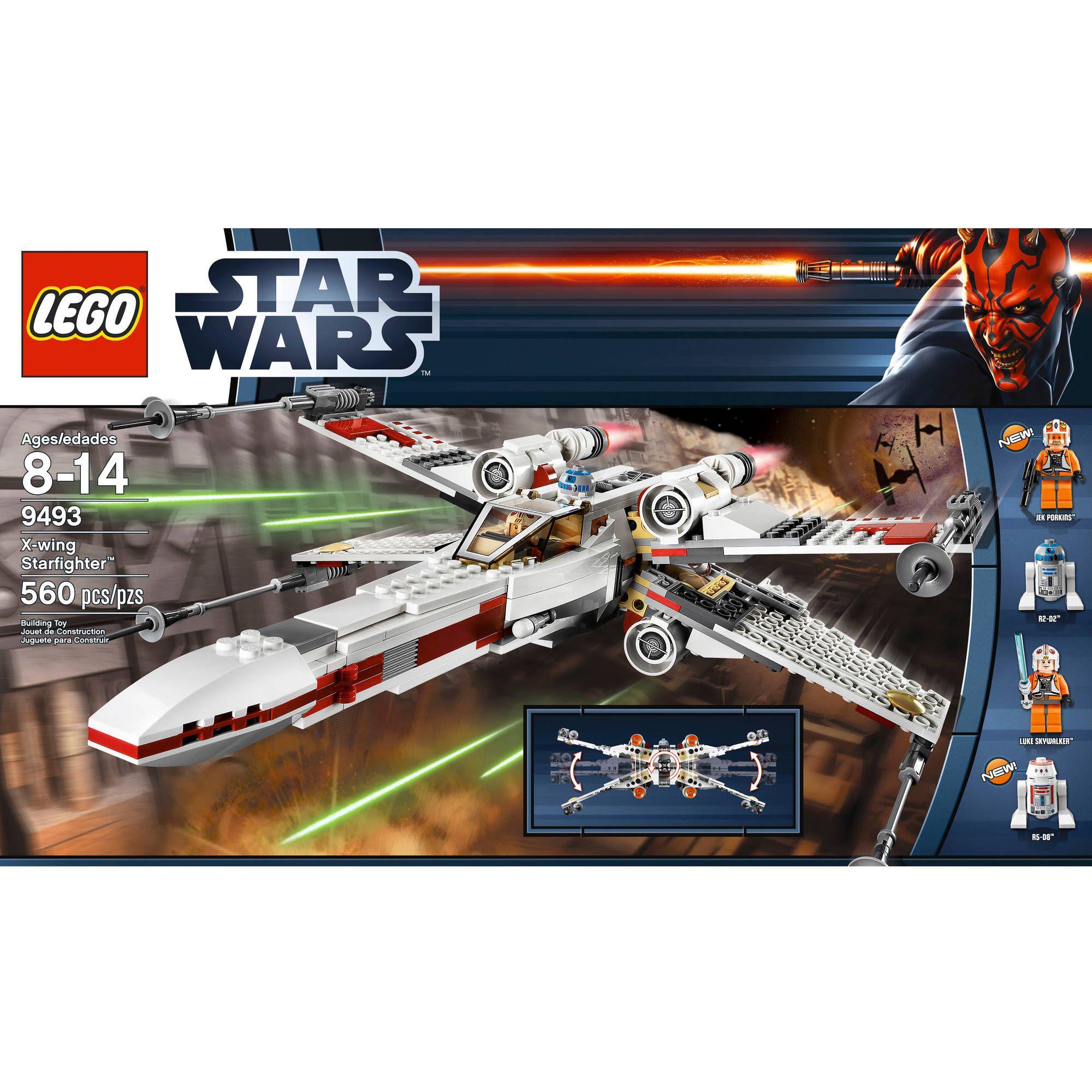 Lego Star Wars X Wing Starfighter Star Wars Set Lego Star Wars Sets X Wing Starfighter