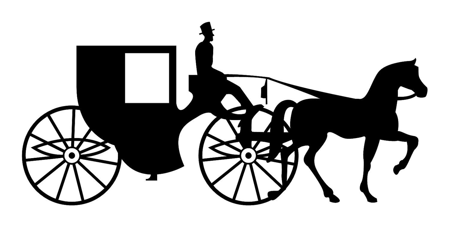 vehicles for u003e cinderella horse and carriage clipart horse crafts rh pinterest com carriage clipart black and white carriage clip art free