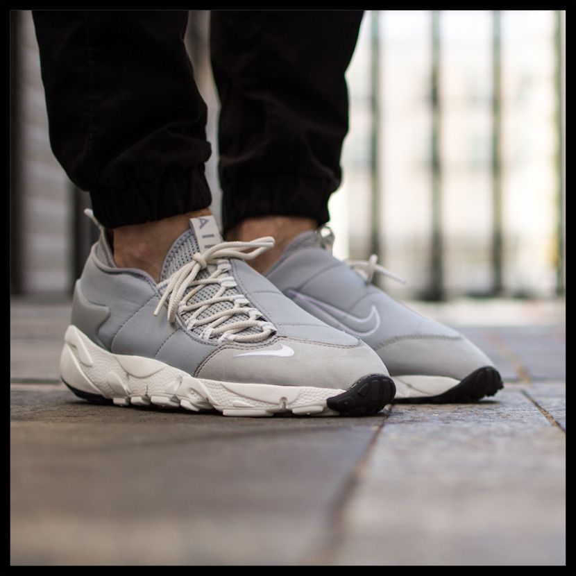 best sneakers d3b6d fb81b ENDLESS TRIP   Rakuten Global Market  NIKE (Nike AIR FOOTSCAPE NM (air feet  cape) MENS sneakers shoes WOLF GREY SUMMIT WHITE-BLACK (gray   white    black) ...