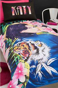 Katy Perry Roar Licensed Queen Bed Quilt Cover Set Teenager Pop ... : katy quilt - Adamdwight.com