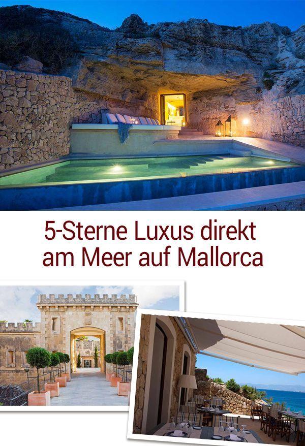 Eines der wohl spektakulärsten Luxushotels auf Mallorca