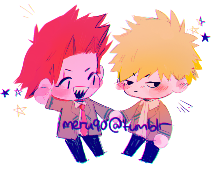 bakushima fic recs for the soul [[MORE]](all mixed up from fluff to
