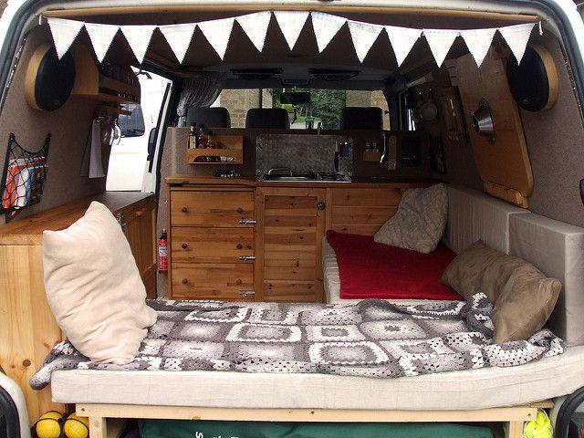 M s de 20 ideas incre bles sobre foro t5 vw en pinterest - Interior caravana ...