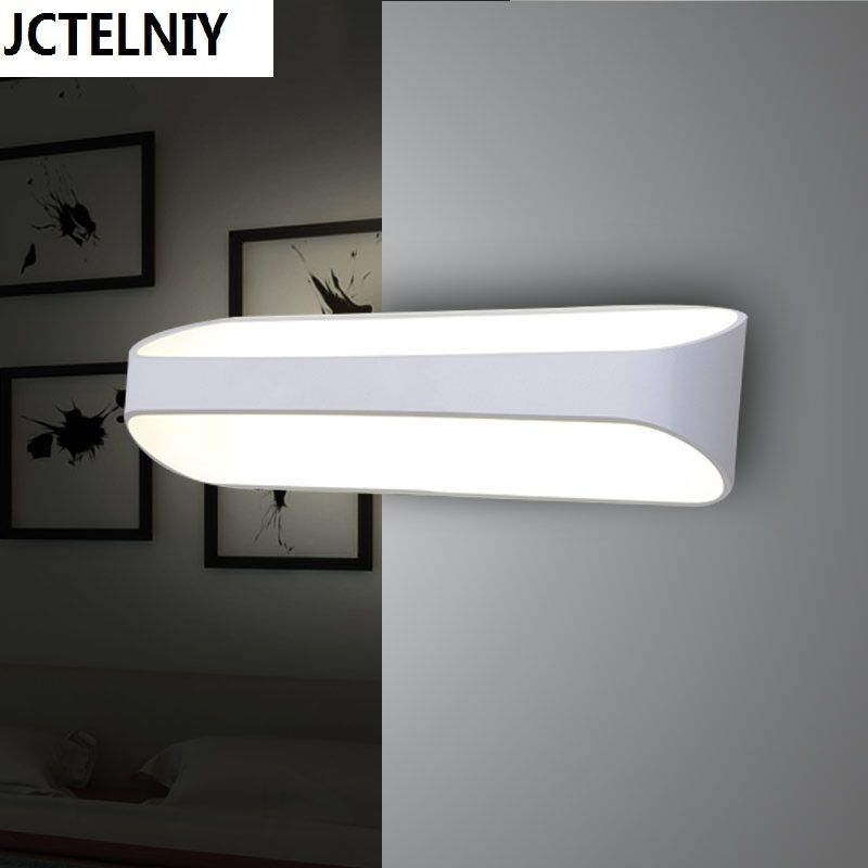 Peerage personalized bedside wall lights modern brief led wall lamp