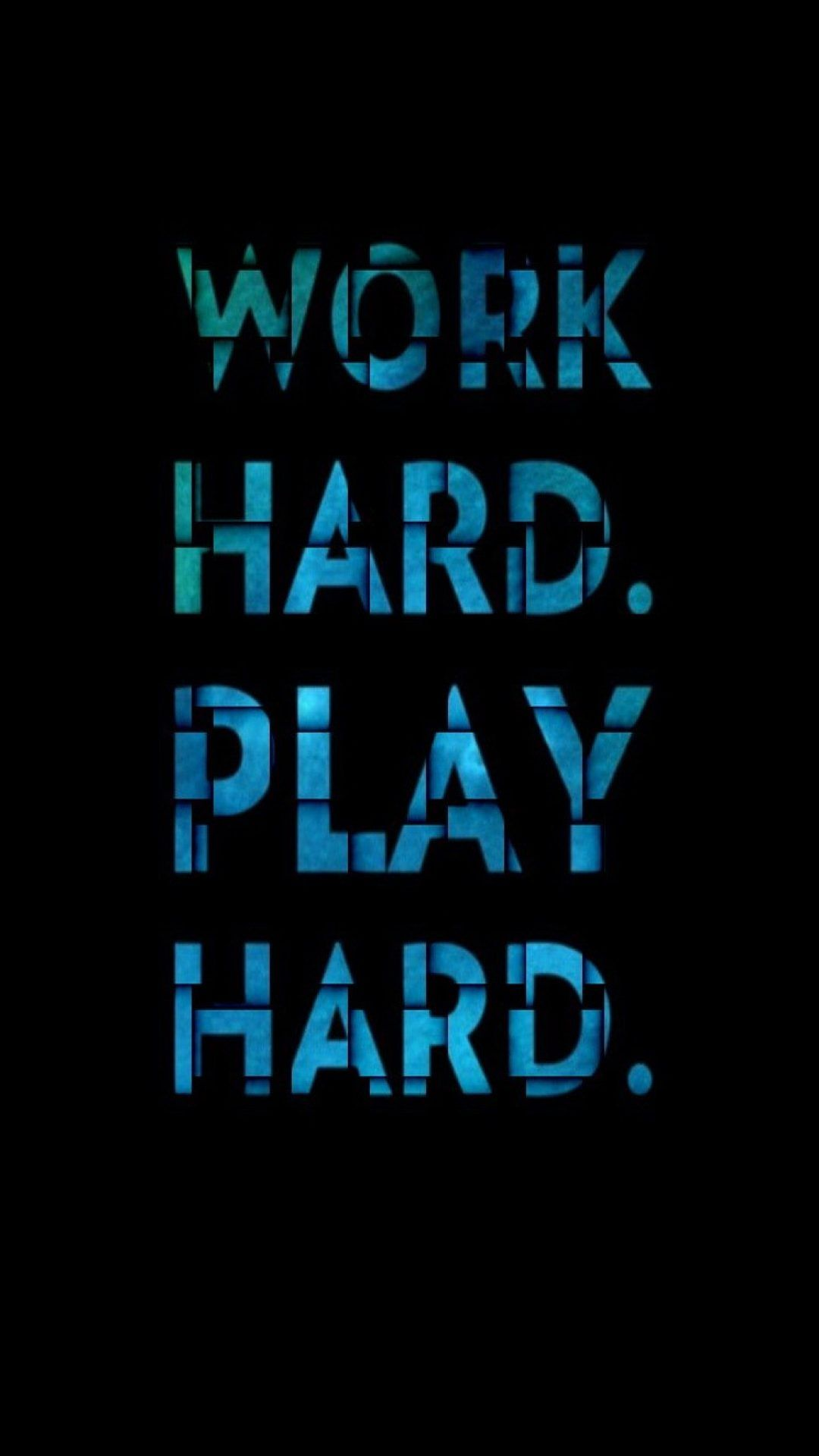 Inspirational Quotes Wallpapers for Mobile 6 of 20 Work Hard