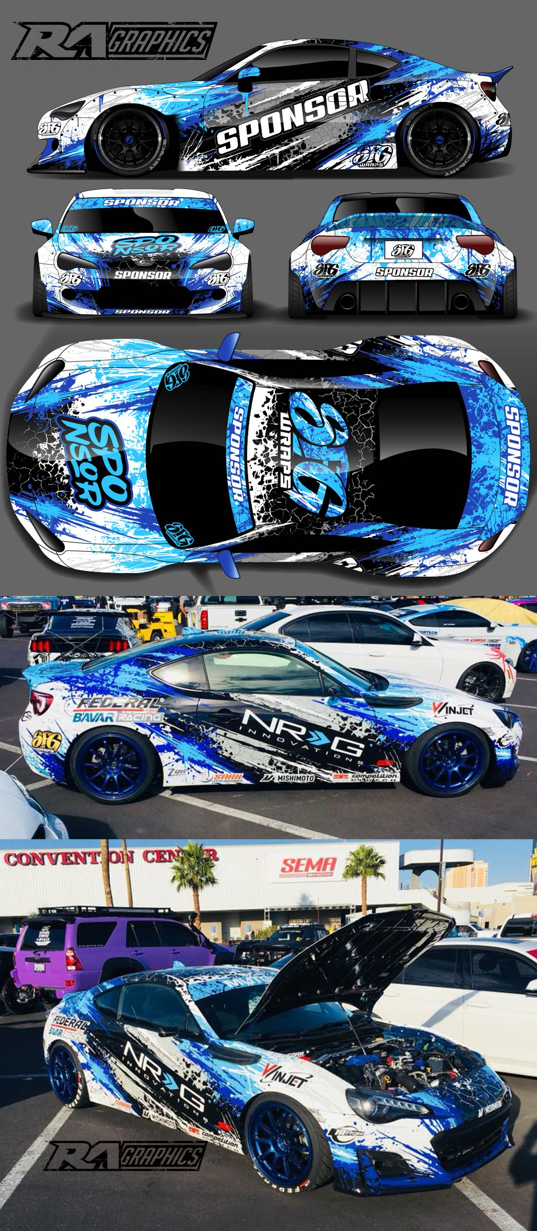 Custom car decals custom cars bike engine honda cars drifting cars