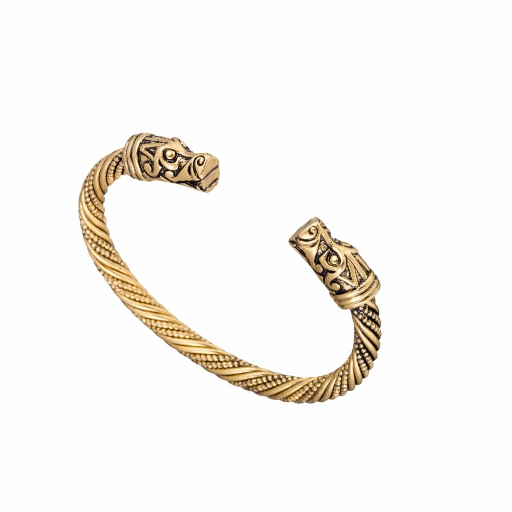 Find more bangles information about gothic punk rock dragon screw