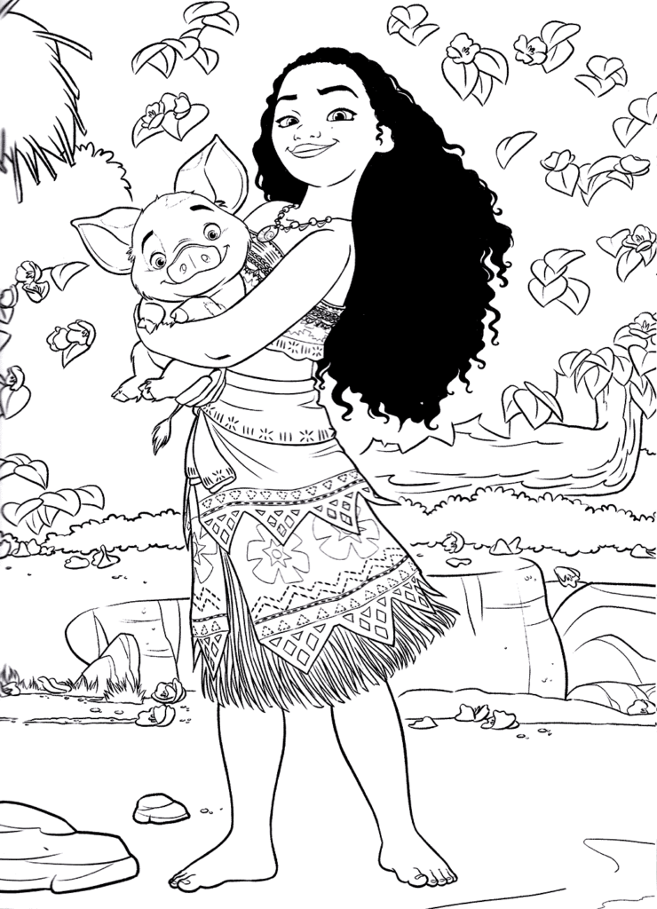 Coloring Rocks Moana Coloring Moana Coloring Pages Disney Coloring Pages