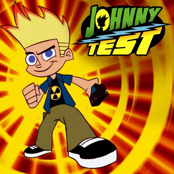 WTF Johnny Test isnt no where near buff my son Gerald is buffer