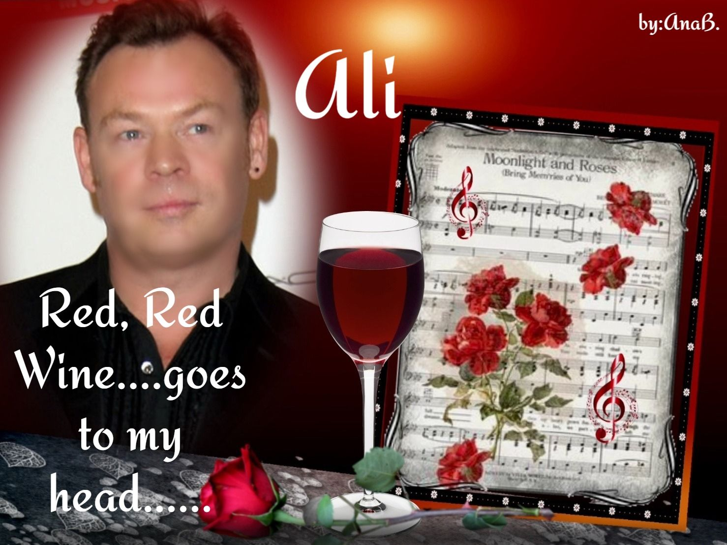 Pin On Ali Campbell Of Ub40