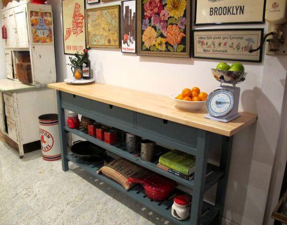 Ikea Norden table painted Lofty Ideas in 2018 Pinterest Ikea